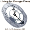 Living in Strange Times CD Artwork